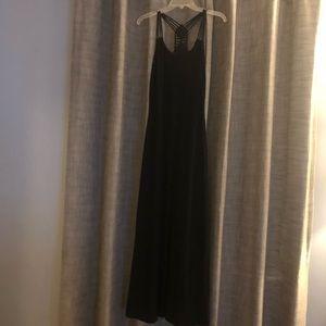 Cynthia Rowley || Black Maxi Dress